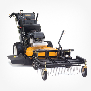Jrco Attachments On Cub Cadet Commercial Mowers