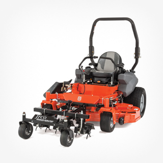 Jrco Attachments On Husqvarna Mowers