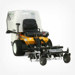 Jrco Attachments On Walker Mowers