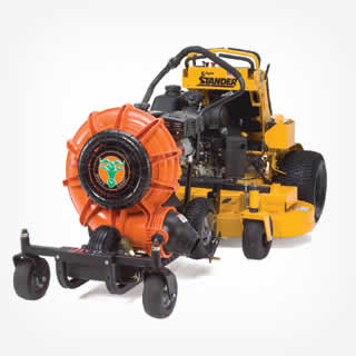 Jrco Attachments On Wright Mowers