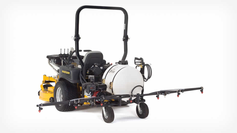 Jrco Inc Zero Turn Sprayer