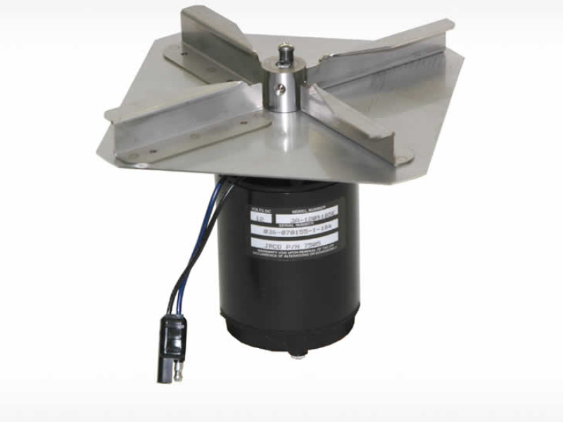 Broadcast Spreader For Utility Vehicles