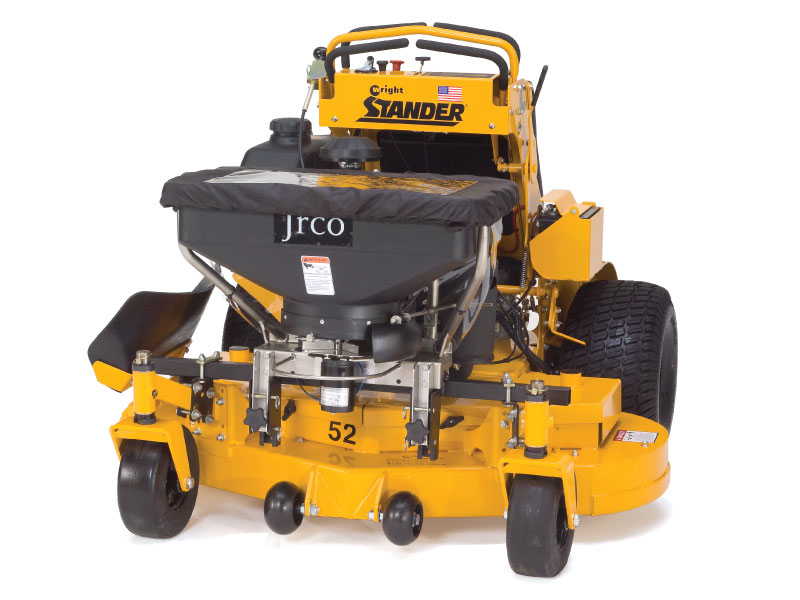 Broadcast Spreader for Walk Behinds and Stand Ons - 504 | JRCO Inc