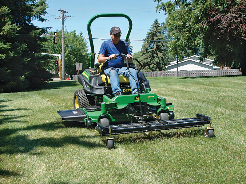 Watch How to Dethatch a Lawn video